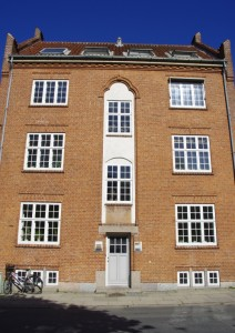 4. Søren Olsens hospital