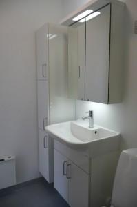 Badeværelse i lejlighed