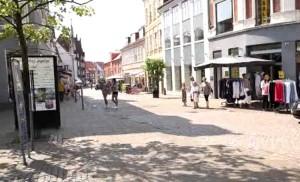 Søndergade centrum