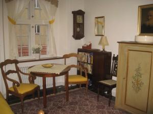 Interiørbillede gæsteværelse