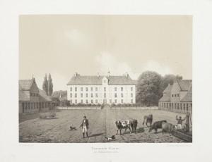Kloster 1800-tallet