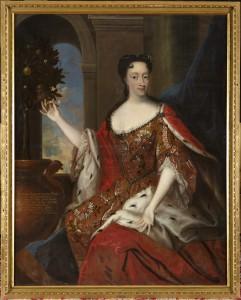 Klosterets stifterinde Prinsesse Sophie Hedevig
