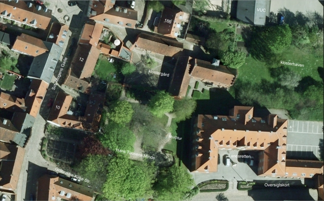 Klostret - oversigtsbillede